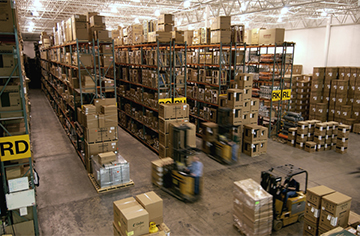 The Most Important Challenge in Locating a Retail Distribution Center