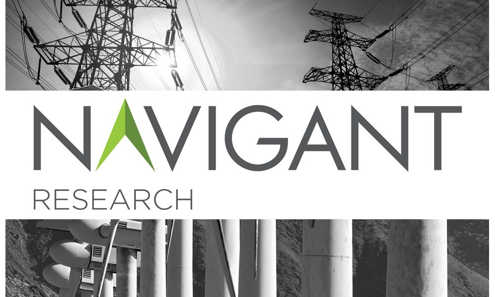 Navigant Research sees smart grid as a service markets growing to $6 billion annually by 2025