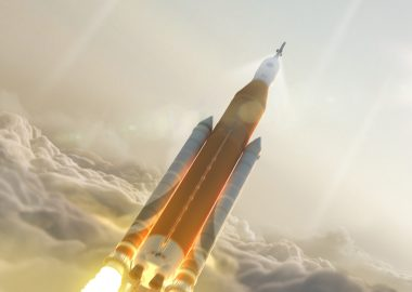 nasa sls commercial space