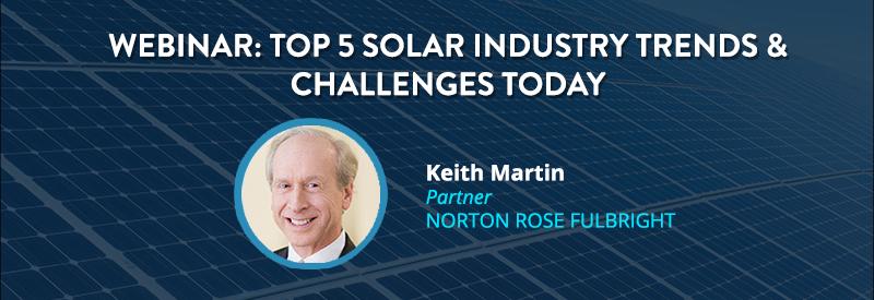 top 5 solar industry HEADER