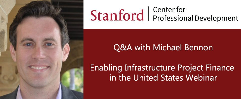 Webinar: Enabling Infrastructure Project Finance in the United States