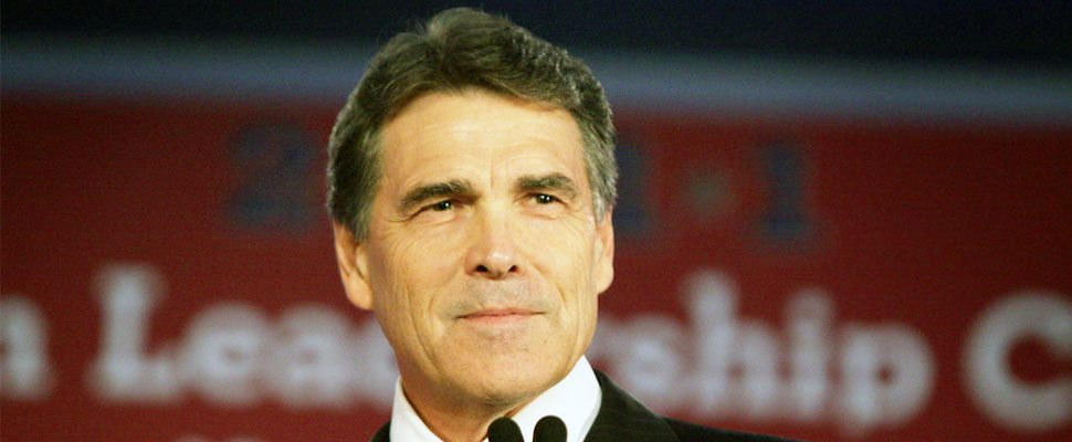 Rick Perry announces $105 million in new funding to advance solar technologies