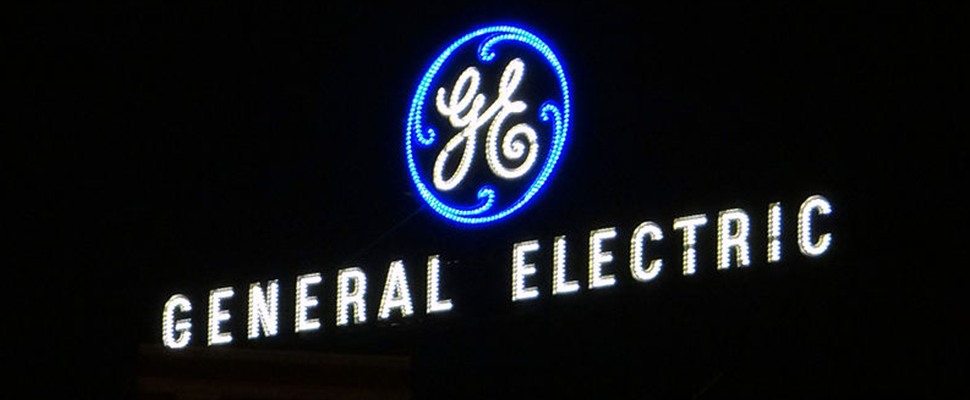 Everything is shrinking at General Electric except its massive debt