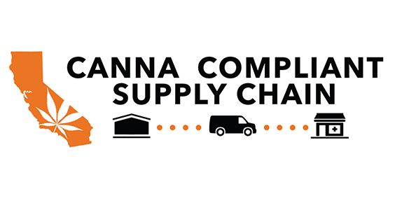 canna compliant supply chain