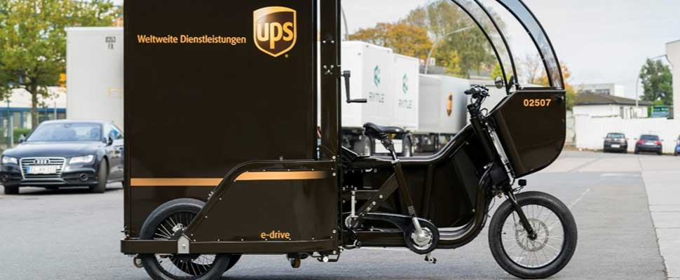 UPS Urban Delivery Solution