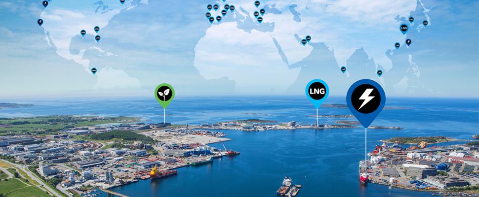 DNV GL Alternative Fuels Insight platform