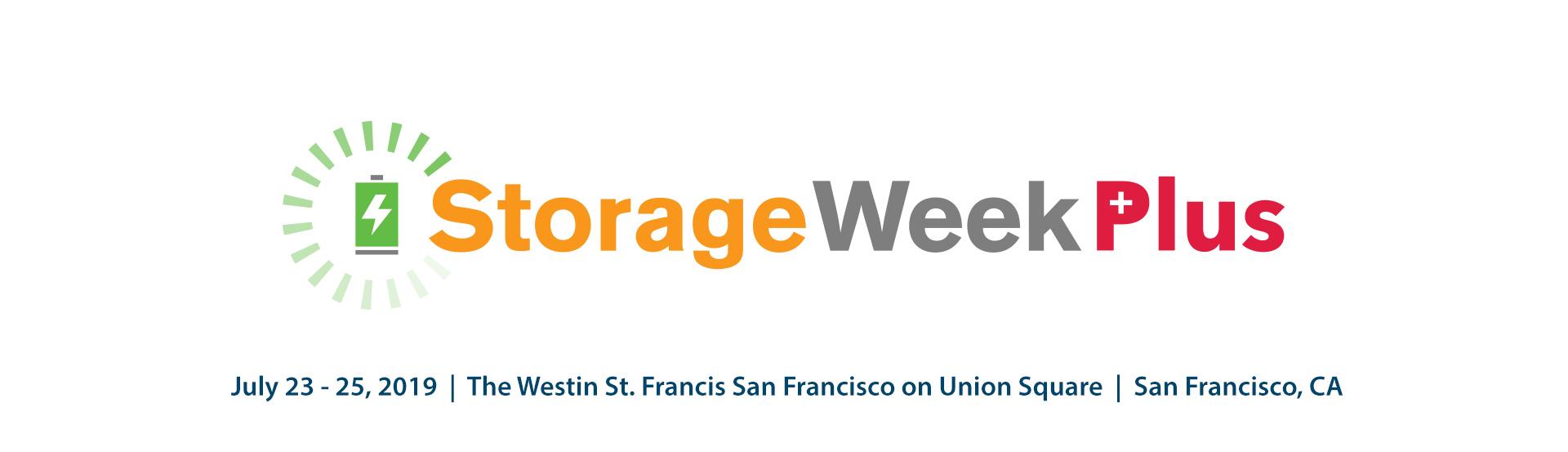 Storage Week Plus - Presented by Infocast