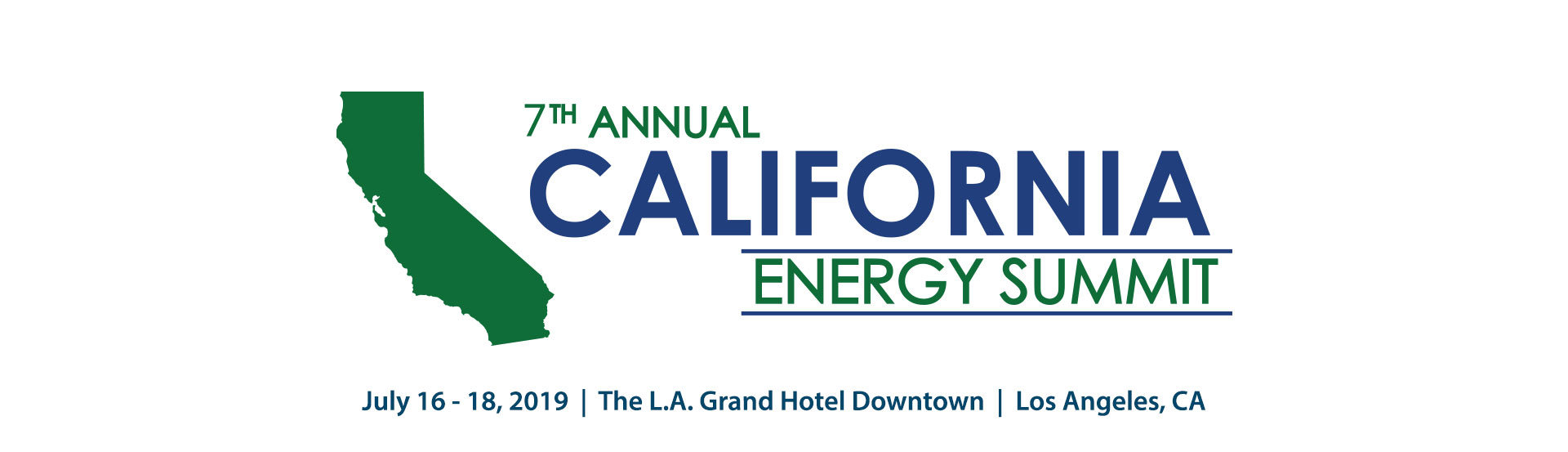CA Energy Summit 2019 - Presented by Infocast